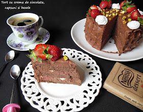 Mi-a placut mult provocarea celor de la Nestle Dessert Romania si cum am primit si ceva ciocolata de la ei, era musai sa pregatesc ceva b...