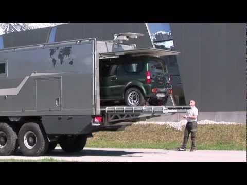 Action Mobil adds car carrying Atacama motorhome to its RV lineup (Photos) - National RVing   Examiner.com