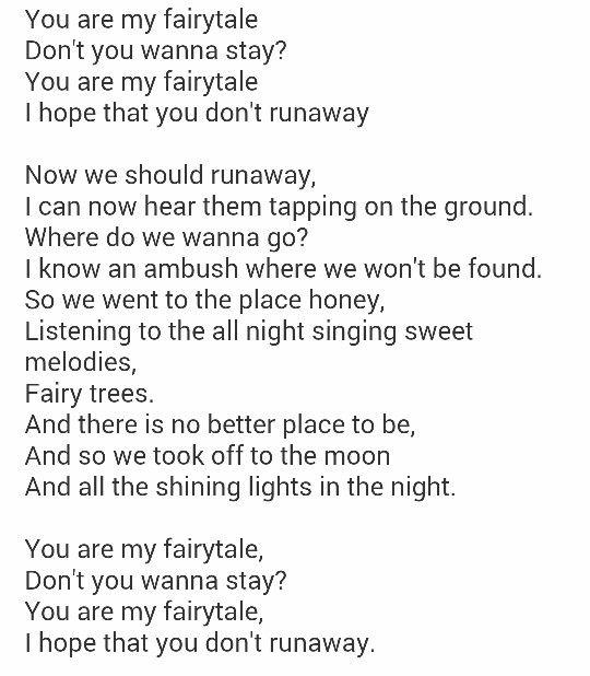 Dance on my heart lyrics
