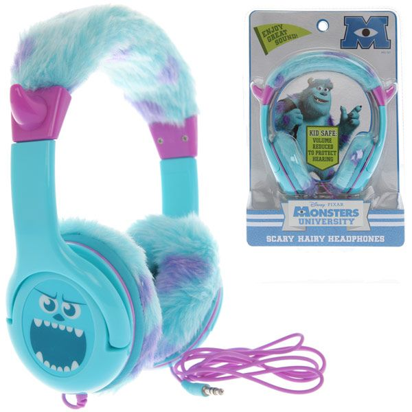 Disney Monsters University Sulley Headphones