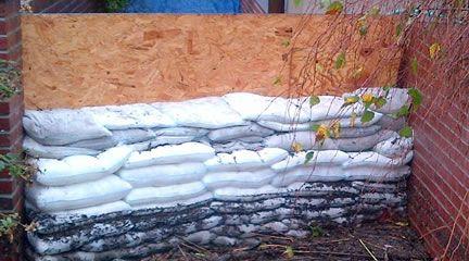 Sandless sandbags for floods   WVEC.com Norfolk - Hampton Roads