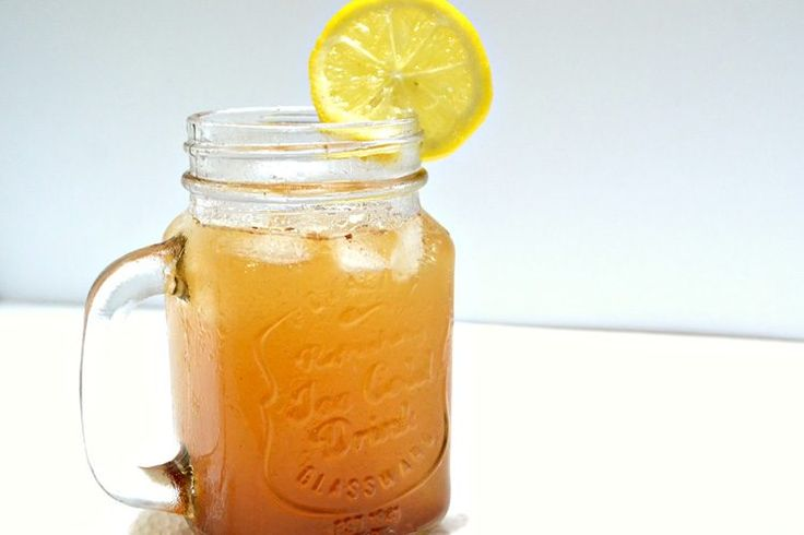 This tangy drink is packed full of vitamins, minerals, and enzymes.
