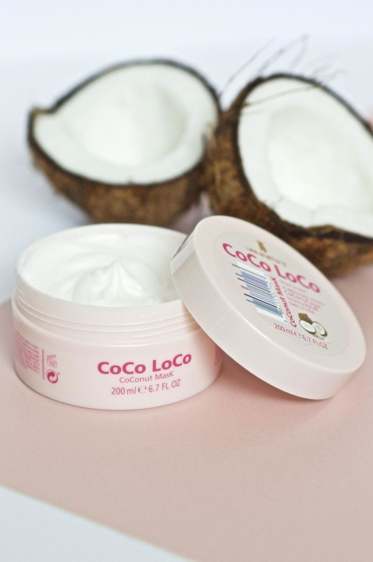 New In: Lee Stafford Coco Loco Coconut Mask Review | MadeFromBeauty.co.uk