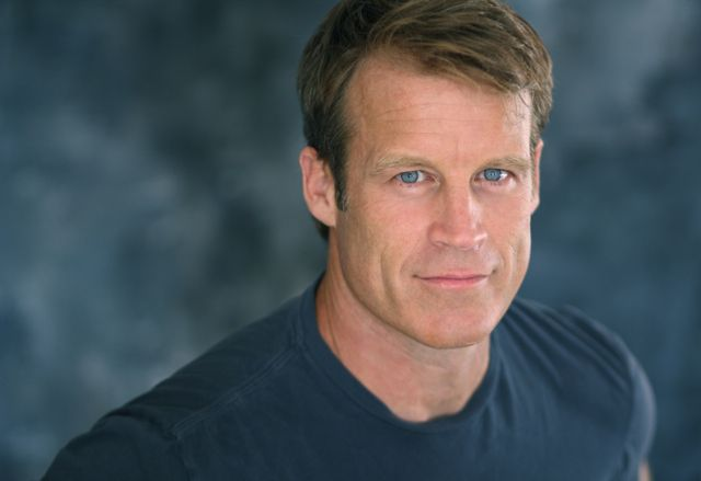 Mark Valley actor from from Ogdensburg, N.Y. / Body of Proof, Human Target, etc.