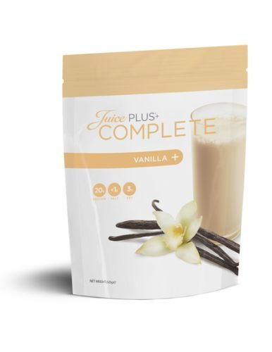 The Juice Plus+ Complete Shake Vanilla