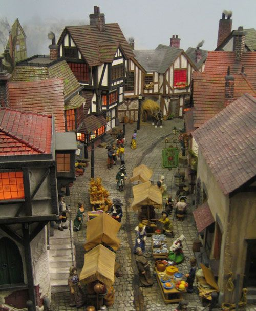 El Minimanie Ventanas: 249 Best Miniature Room Images On Pinterest