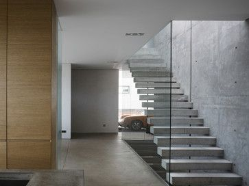 haus t treppe contemporary staircase pinterest haus staircases and contemporary. Black Bedroom Furniture Sets. Home Design Ideas