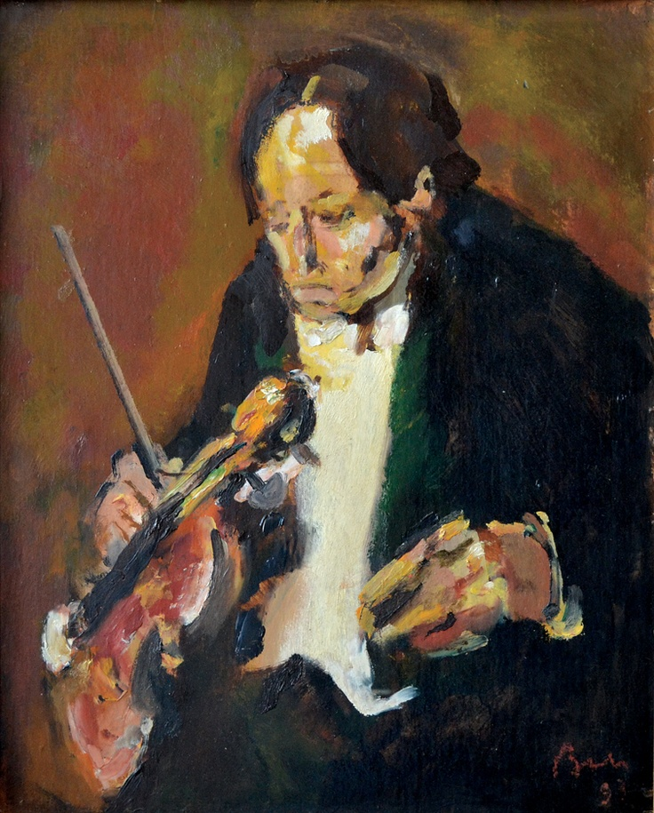 Corneliu Baba - George Enescu