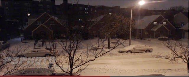 Suivez la tempête du siècle depuis un appartement dans le Queens (Streaming en direct) ~ Le Bouquinovore