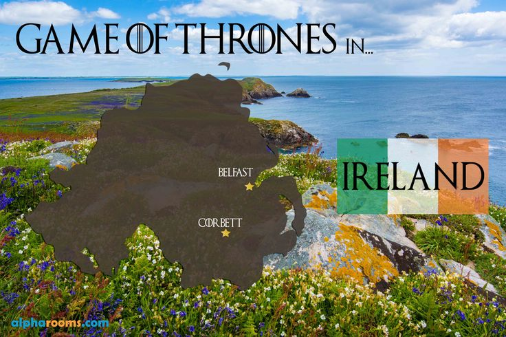 Client: Alpharooms Task: Game Of Thrones Locations Campaign