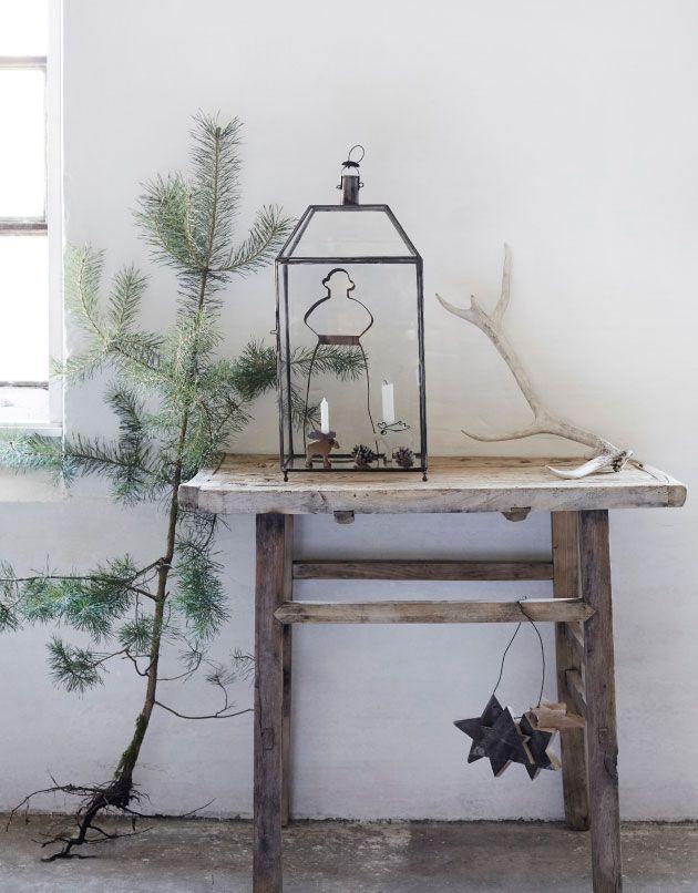 Inspis - rustiikkinen joulu