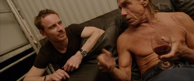 My Fassy with Iggy Pop - Song to Song.