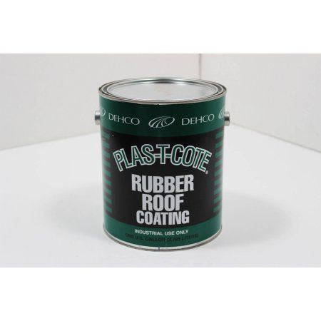 Heng's Rubber Roof Coating, Multicolor