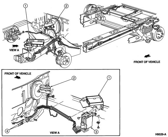 free schematics 1999 chevy 2500 brake system ford