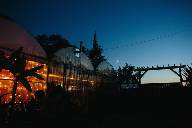 The Secret Garden at Woodbridge Ponds // outdoor and indoor greenhouse venue in Abbotsford, BC // Alyssa Schroeder Photography