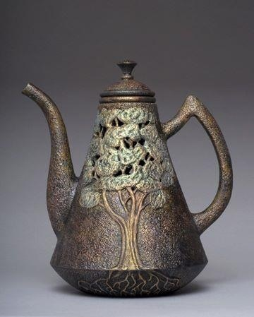 306 best arts crafts images on pinterest artesanato for Arts and crafts pottery makers