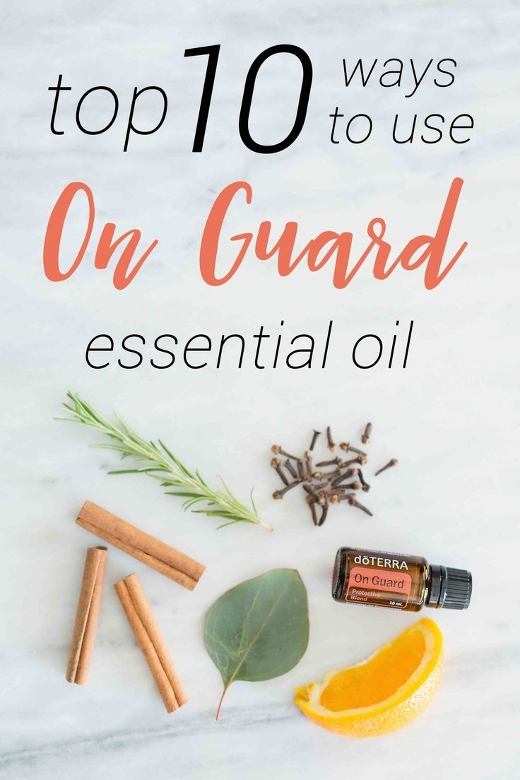 On Guard is the most versatile essential oil blend there is. It is fantastic for anything from immune support, to cleaning counters, to making pancakes.
