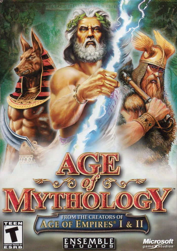 Can We Get New Never Mind It S Perfect Age Of Mythology Age Of Empires Mythology