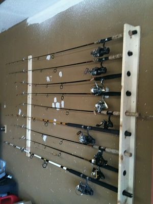 how to make fishing rod at home