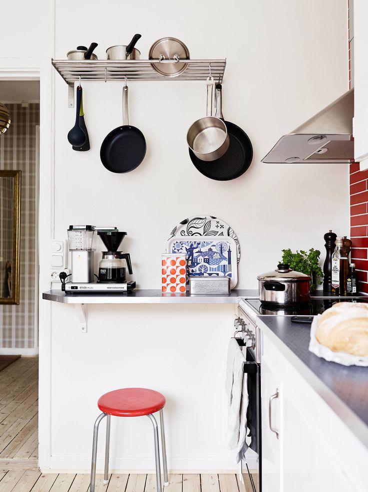 Kitchen • via Stadshem