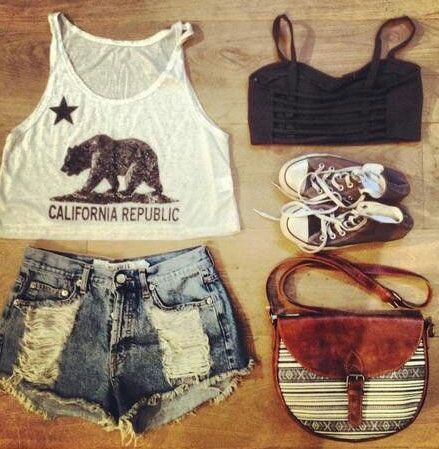 Summer vacations in California 50+ best outfits to wear