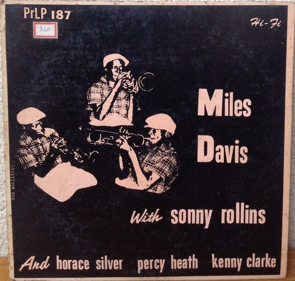Miles Davis With Sonny Rollins - Miles Davis With Sonny Rollins at Discogs