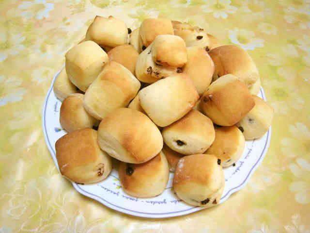 ひとくち★チョコチップパン(HB使用)の画像