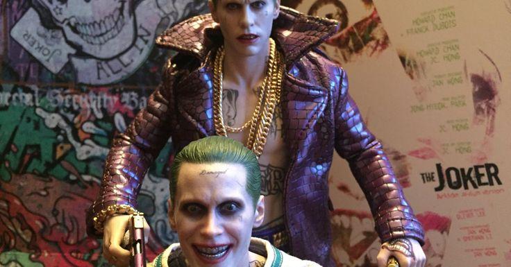 Suicide Squad Joker (Purple Coat Version) sixth scale Hot Toys review