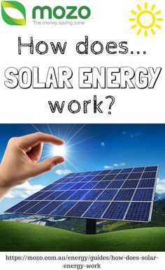 Solar energy facts: How do solar panels actually work? Find out the answers of these FAQ'S... How can solar energy be generated at home? Does this mean I won't need an energy provider anymore? How can I install solar panels to my home? How expensive is it to instal solar panels? Are there any government subsidies for installing solar panels? What about my energy bills? What happens if I generate excess electricity? Find out via https://mozo.com.au/energy/guides/how-doe