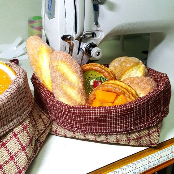 India style fabric basket  인도풍 원단과 황마원단으로 제작한 식료품 바구니입니다.  http://eugdk.modoo.at/