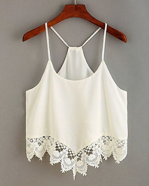 15 Stylish Tips How To Wear Cami Top