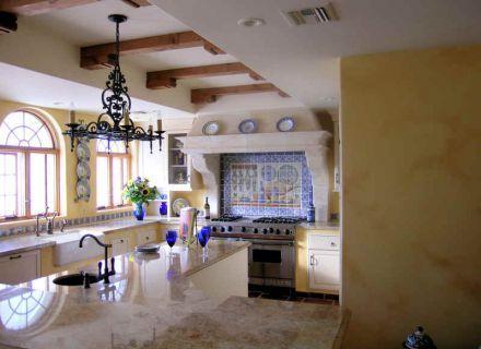 63 best Spanish Kitchen Backsplash images on Pinterest   Tiles ...