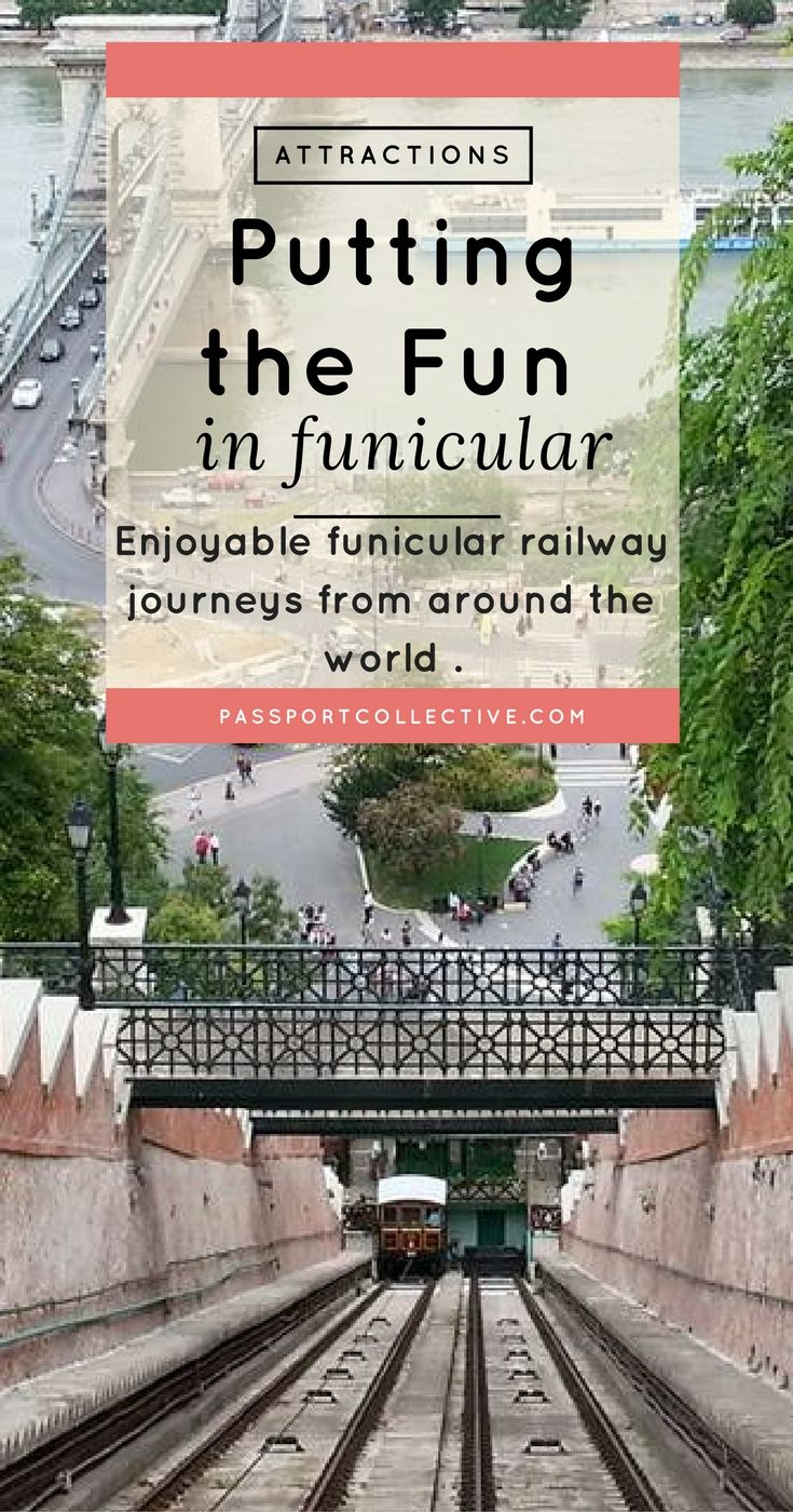 Funicular Railway I Railway I Tourist Attraction I Travel Review