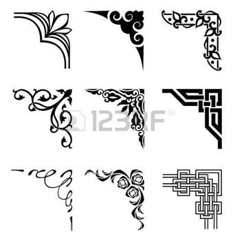 Celtic Border Images, Stock Pictures, Royalty Free Celtic Border ...