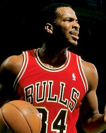 Chicago Bulls - Charles Oakley : 1985-1988, 2001-2002