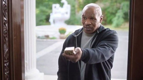 Mike Tyson Returns Evander Holyfield's Ear in Hilarious Commercial