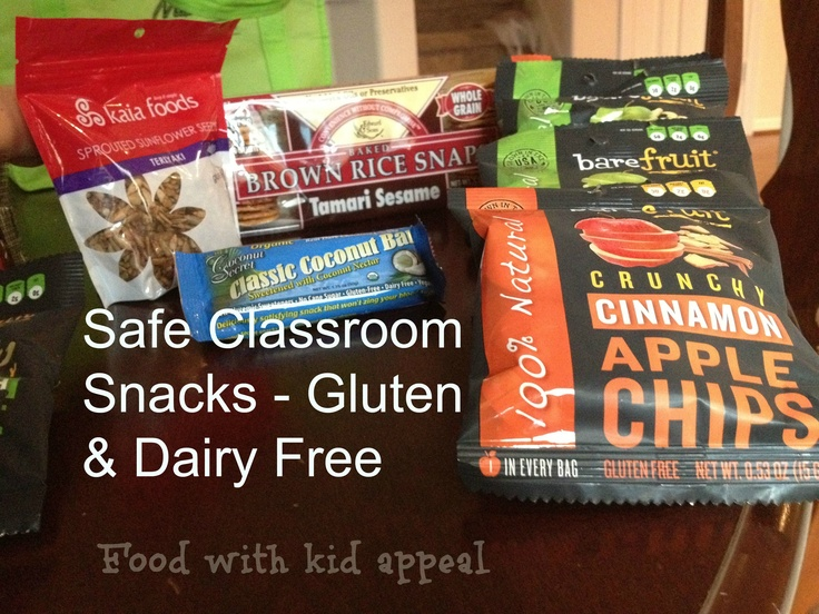 Healthy Classroom Snacks – a real food back to school round up