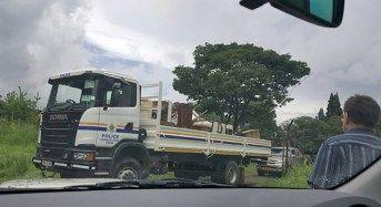 Zimbabwe Farm Eviction: No Outcry
