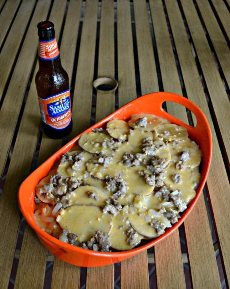 Oktoberfest Potatoes