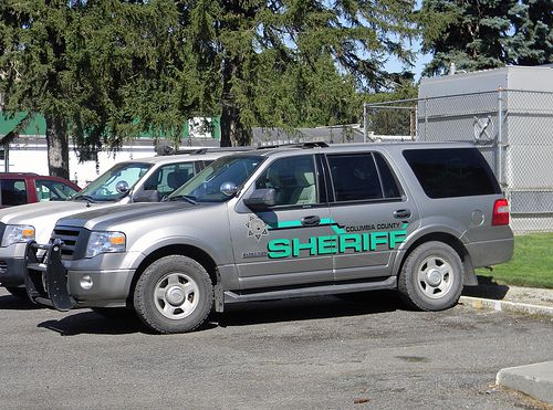 Columbia County (WA) Sheriff Ford Expedition | Modern Sheriff Dept