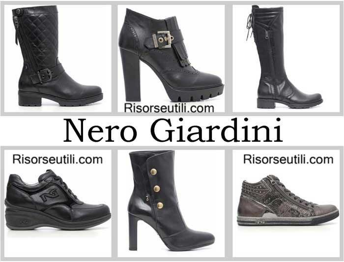 Shoes Nero Giardini fall winter 2016 2017 for women