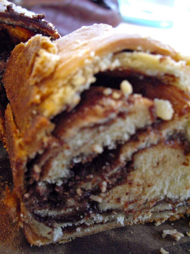 125 best Babka images on Pinterest   Chocolate babka, Yeast bread ...