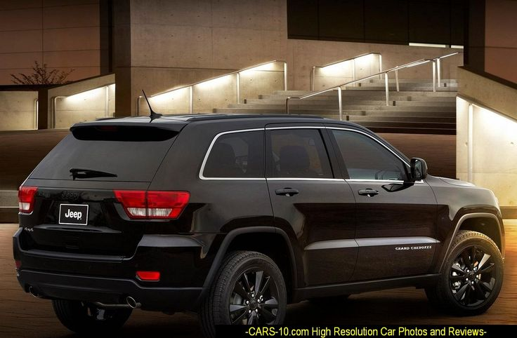 Jeep Grand Cherokee Concept new production-intent concep