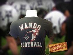 Black Wando High school t-shirts