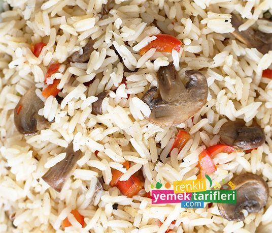 Mantarlı Pilav Tarifi Mantarlı Pilav Tarifi,mantarlı pilav yapılışı,mantarlı pilav nasıl yapılır,pilav tarifleri,yemek tarifleri,mushroom rice,Champignonreis,гриб риса http://www.renkliyemektarifleri.com/mantarli-pilav-tarifi
