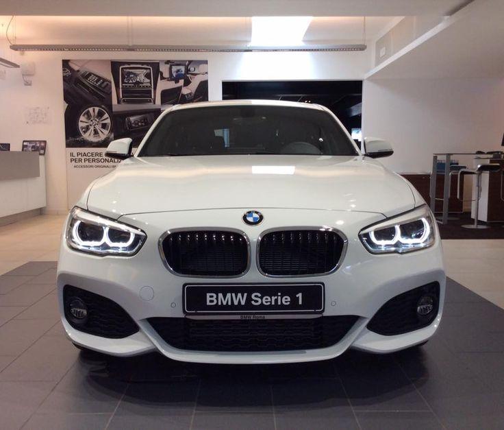 Tutti seguono un trend ma lo stile è qualcosa di unico. BMW Serie 1 M Sport.