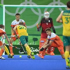 2016 Rio Olympic Games - Men's Field Hockey Quarterfinal matches