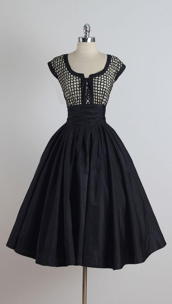 1950's Paul Sach's Dress