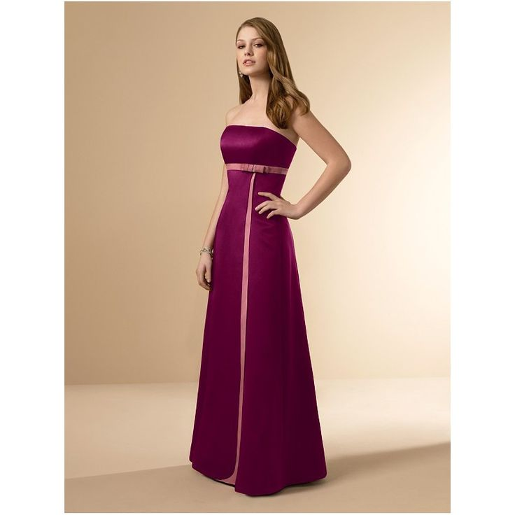 25 Best Ideas About Fuschia Bridesmaid Dresses On