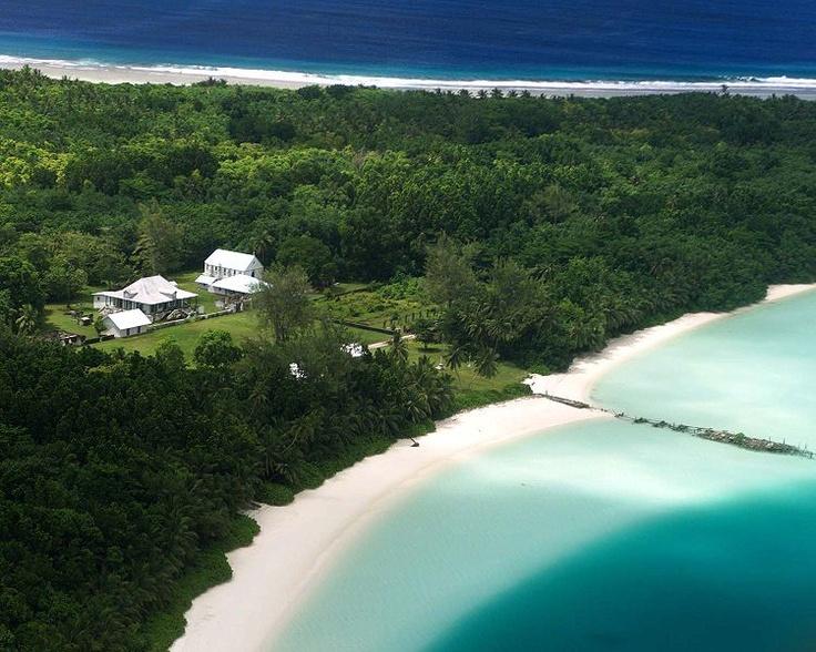 Diego Garcia, Indian Ocean